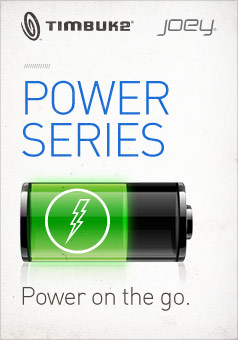 Power Series. Power on the Go.