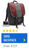 Custom Swig Backpack