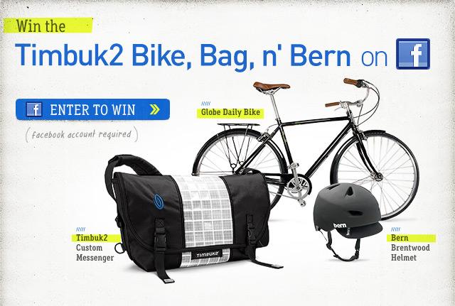 Win A Bike Bag Bern